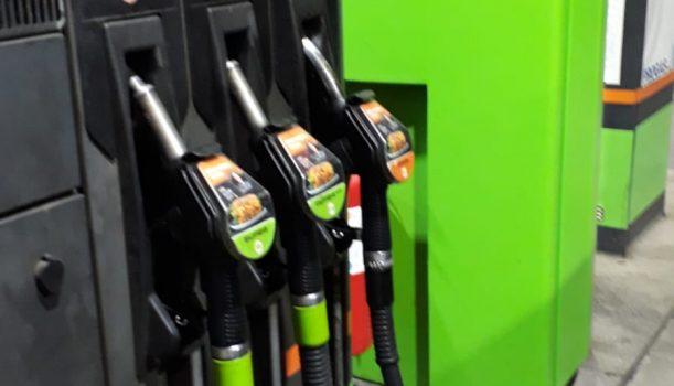 Falscher Treibstoff