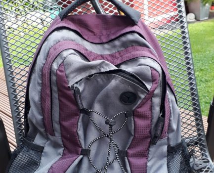 Der verschwundene Rucksack